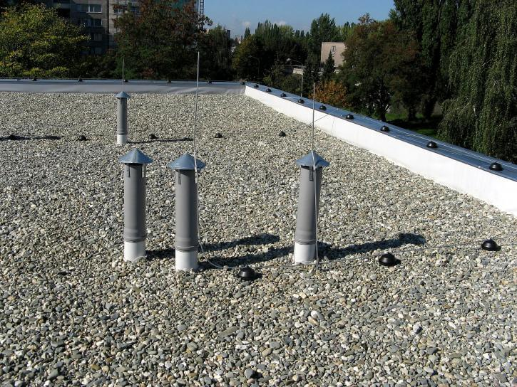 pvc commercial roofing north vancouver